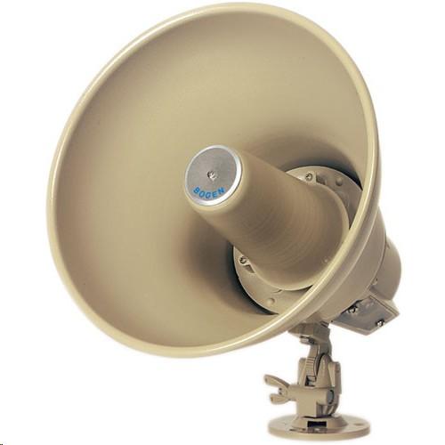 Bogen Communications SP158A 15W Reentrant Horn Loudspeaker For 8-Ohm Amplifiers Mocha