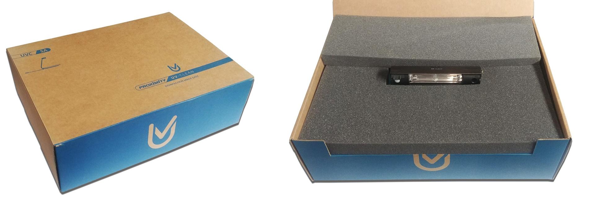 Proximity UVC-SA Systems UV-Clean Stand-alone Uvc Disinfection Light UVC-SA-NA