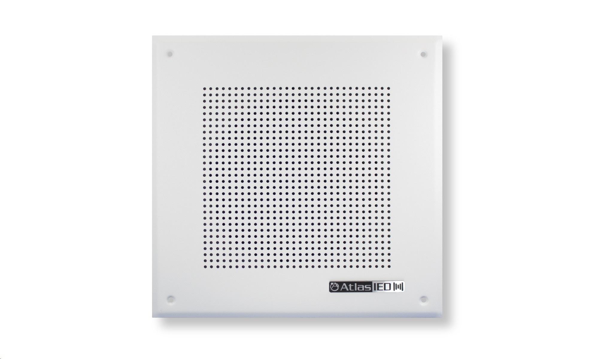 Atlassound POE+ Indoor Wall Ceiling Mount IP Speaker IP-8SM