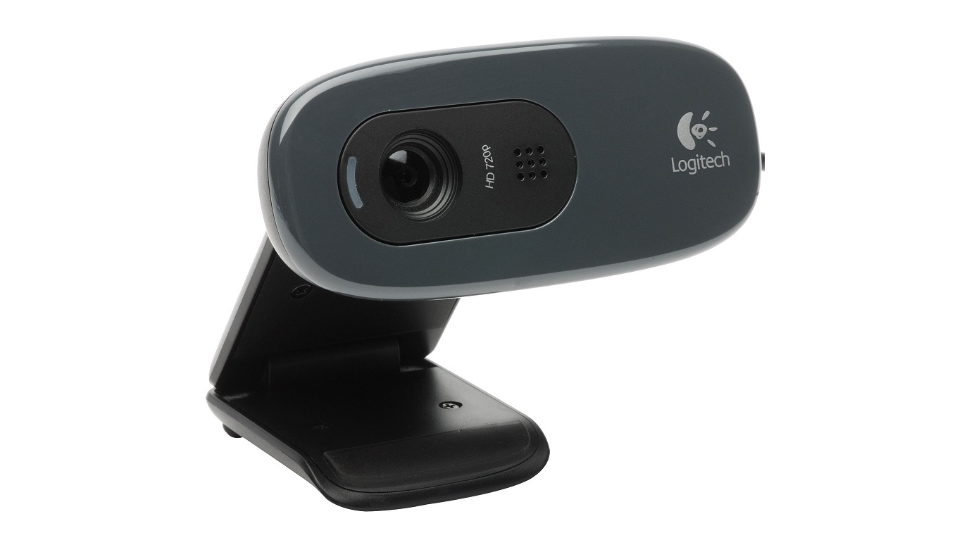 Logitech C270 Hd 720p Usb Webcam Black 960-000621