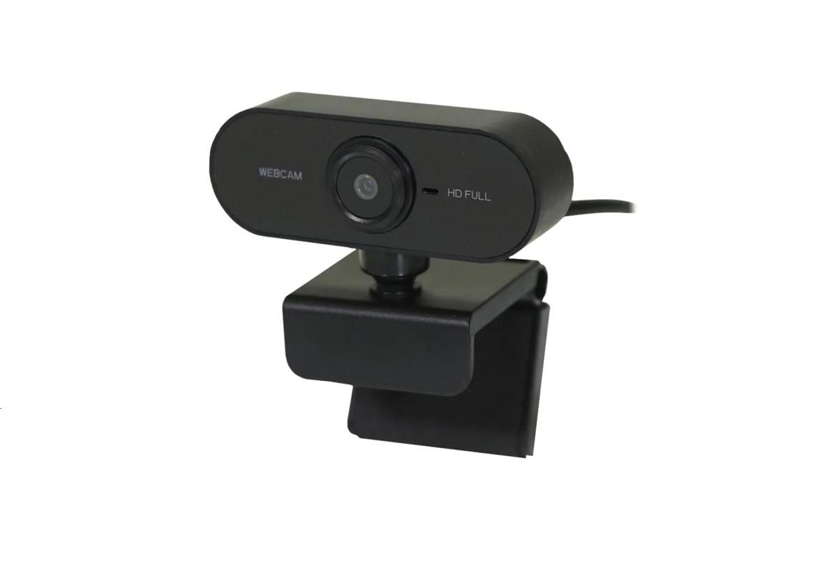 Baracoda B3E Web Camera 2 Mp 1920x1080 Usb 2. WC-1080