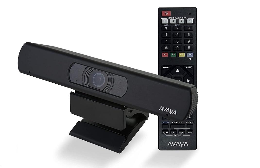 Avaya HC020 Web Camera With 4K Video Capability 700514534