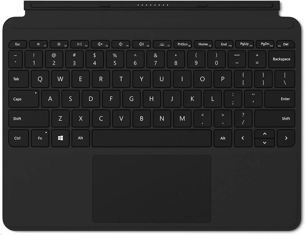 Microsoft KCN-00001 Surface Go Type Cover Black KCN-00001