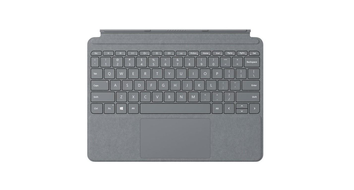 Microsoft Surface Go Signature Type Cover Keyboard Alcantara KCT-00001