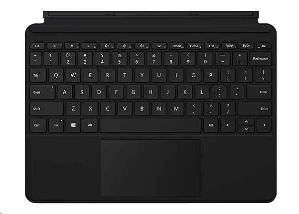 Microsoft Surface Go Type Cover Black KCN-00023