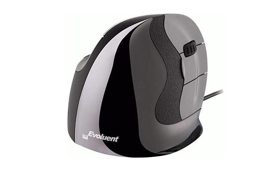 Evoluent Vertical Mouse D Right Usb Wired Medium Vmdm