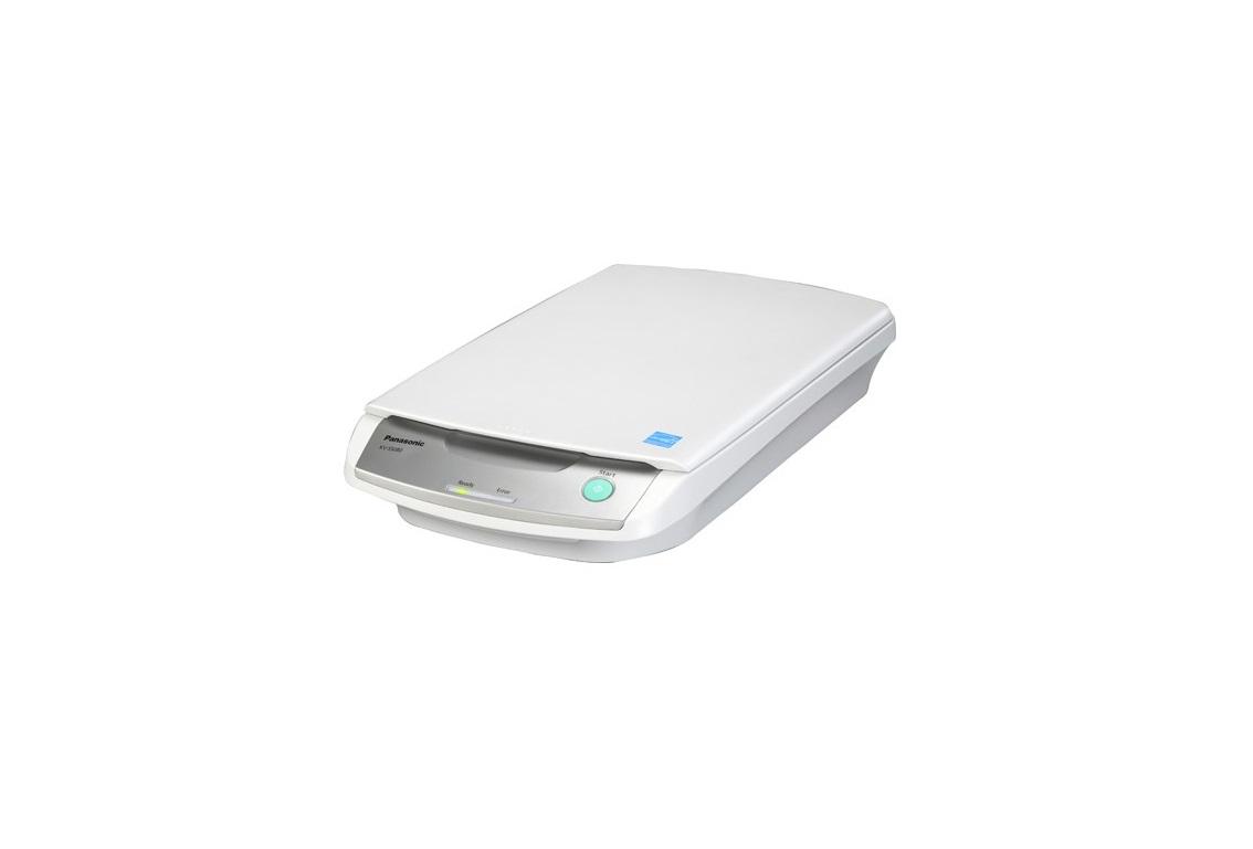 Panasonic KV-SS080 Desktop USB Flatbed Document Scanner White