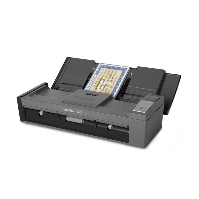 Kodak Scanmate i940 Sheetfed Document Scanner Duplex USB 2.0 600dpix600dpi 1960988