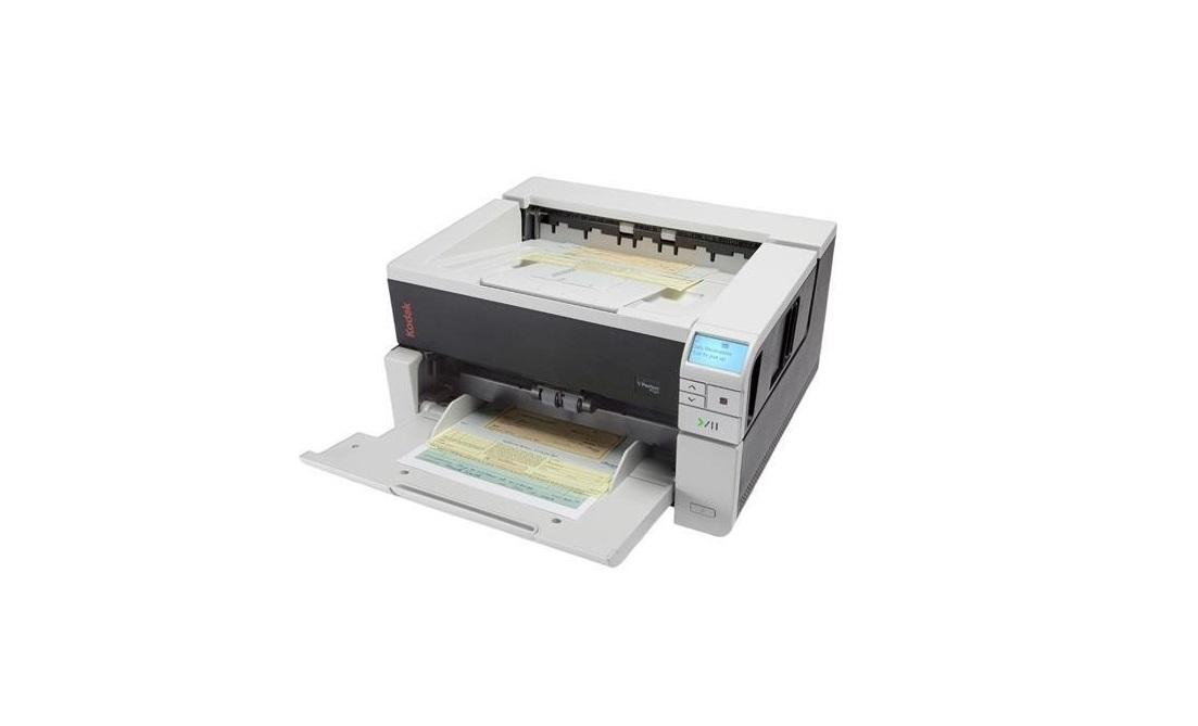 Kodak i3200 Duplex Flatbed Usb 2.0 Color Document Scanner 1640549