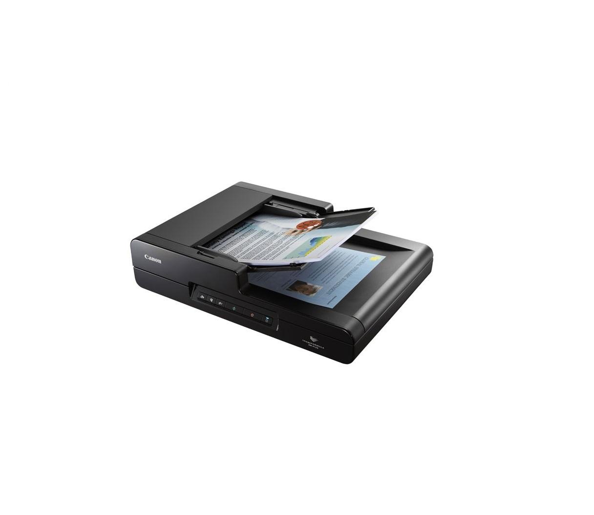 Canon Image Formula DR-F120 600dpi 24bit Color Duplex USB 2.0 Document Scanner 9017B002