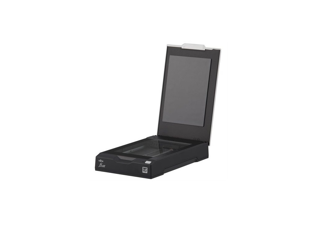Fujitsu Fi 65F Flatbed Color Scanner 600x600dpi Powered By USB Port PA03595-B005