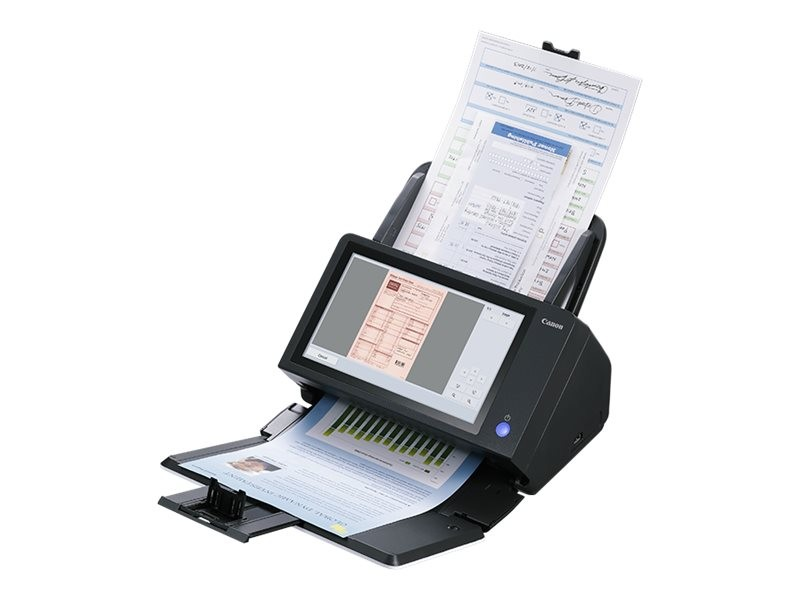 Canon Imageformula Scanfront 400 Networked USB Document Scanner 1255C002