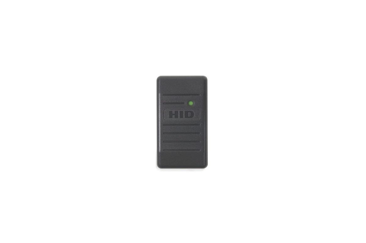 HID Proxpoint Plus 6005 Mini Mullion Proximity Reader Black 6005BKB00