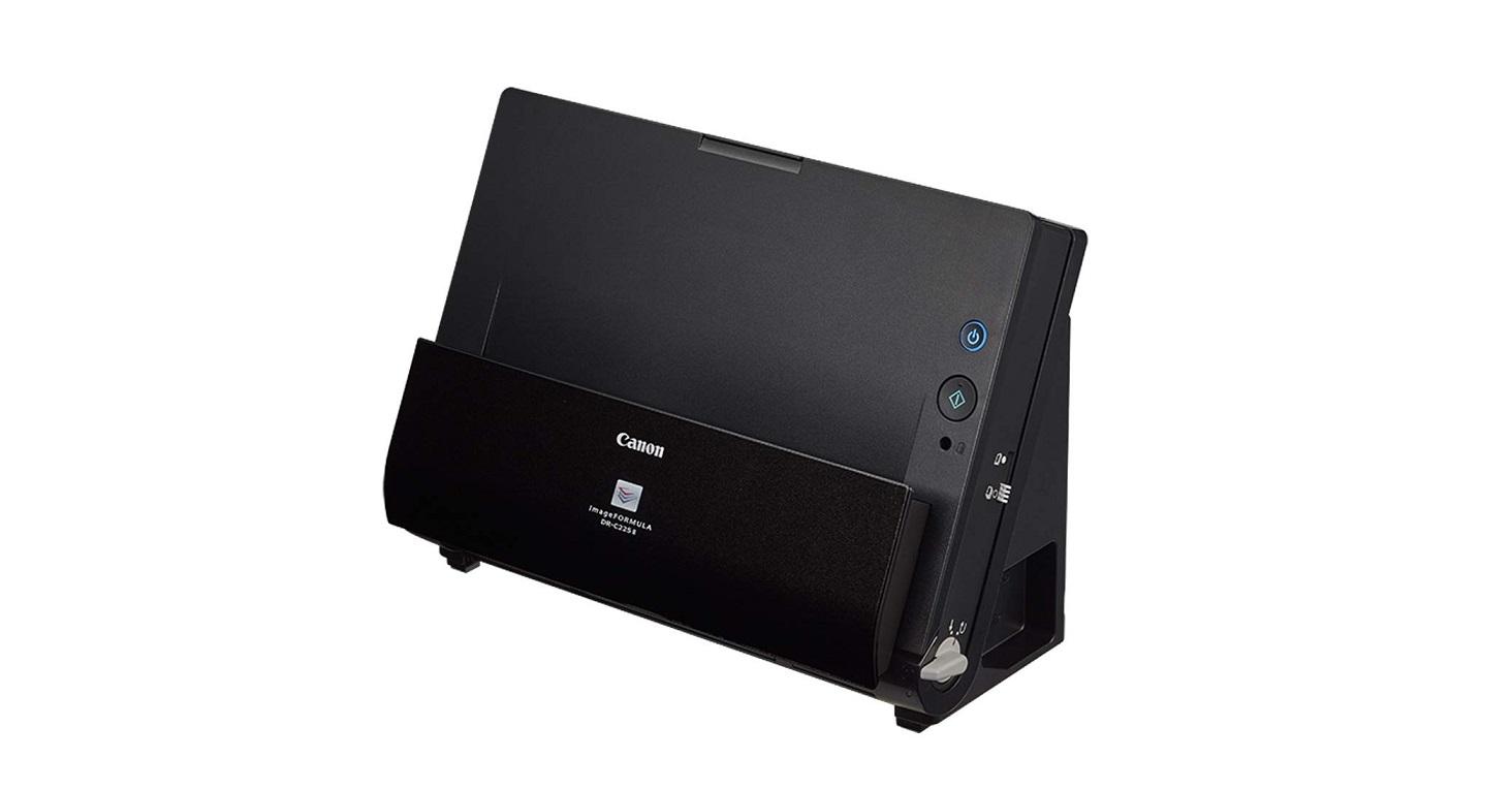 Canon Imageformula DR-C225 II 600dpi 25ppm USB Office Document Scanner 3258C002