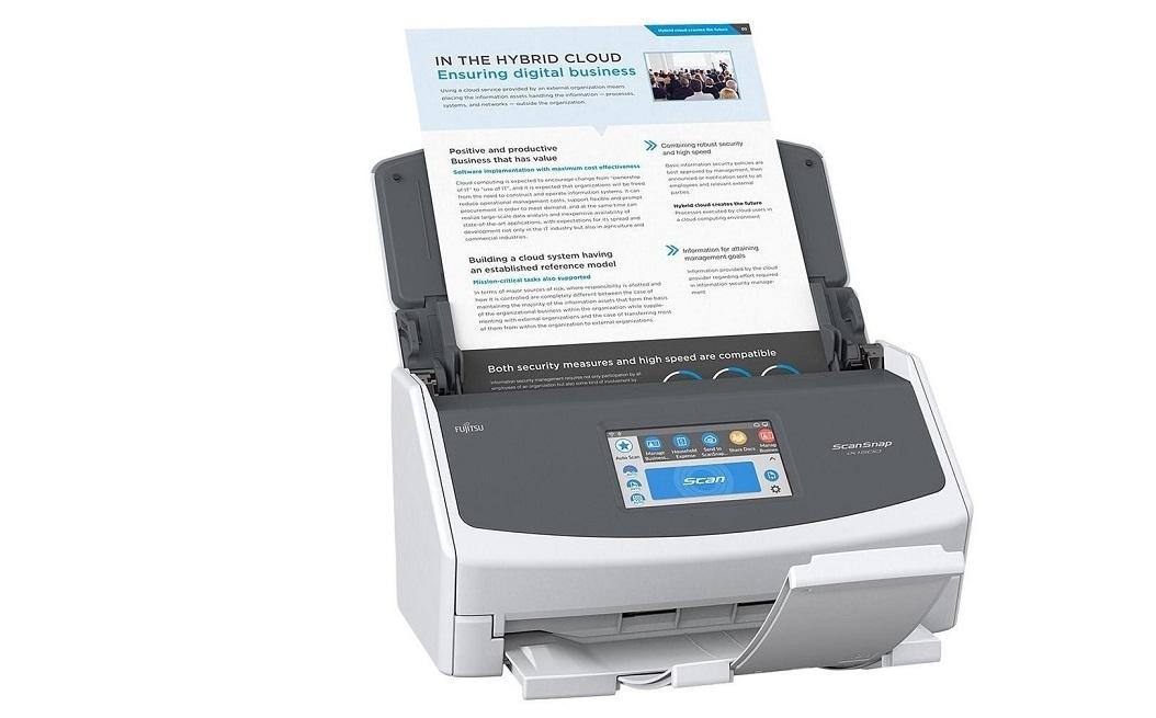 Fujitsu ScanSnap iX1500 Document USB3.0 Scanner PA03770-B205