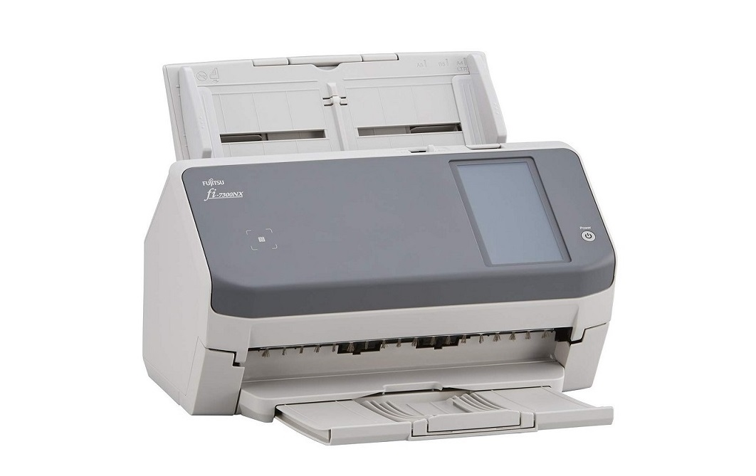 Fujitsu FI-7300nx Workgroup Color Duplex Wi-Fi Usb 3.0 Lan Document Scanner PA03768-B005