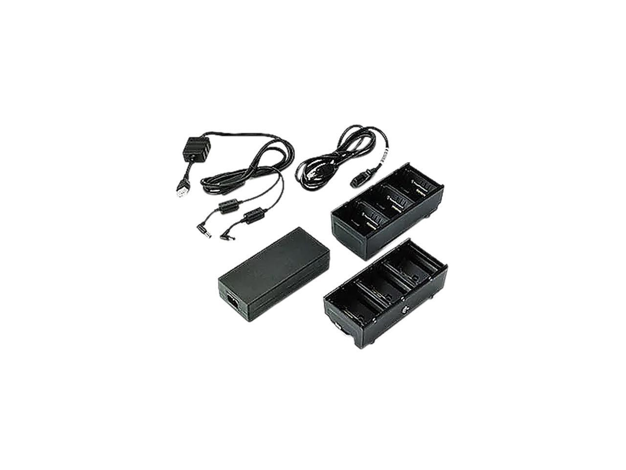 Zebra Two 3 Slot Battery Chargers For ZQ600 SAC-MPP-6BCHUS1-01