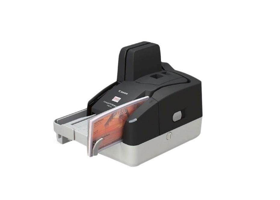 Canon Imageformula CR-L1 Check Transport USB Document Scanner 3595C002