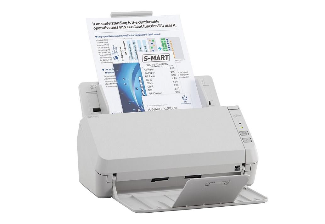 Fujitsu SP-1120 Color Usb Duplex Document Scanner PA03708-B002