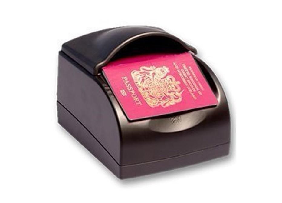 Gemalto AT9000 MK2 Document Usb Passport Reader Id Cards Scanner XM003882060