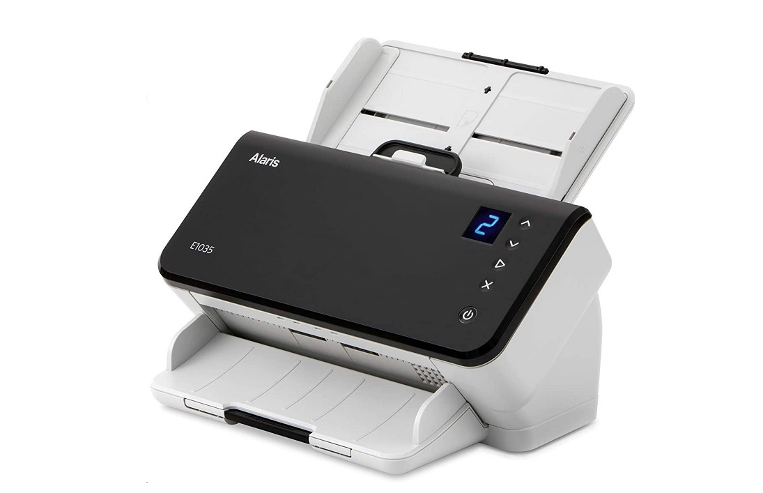 Kodak Alaris E1035 600dpi Optical Color Usb Sheetfed Scanner 1025071