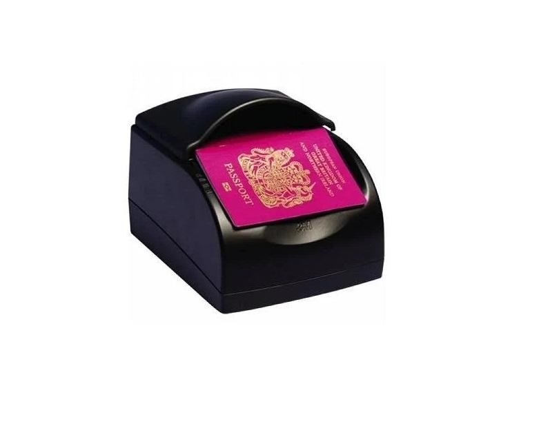 Gemalto QS1000 400dpi Usb Passport Reader Id Cards Scanner (No Software) XM003882045