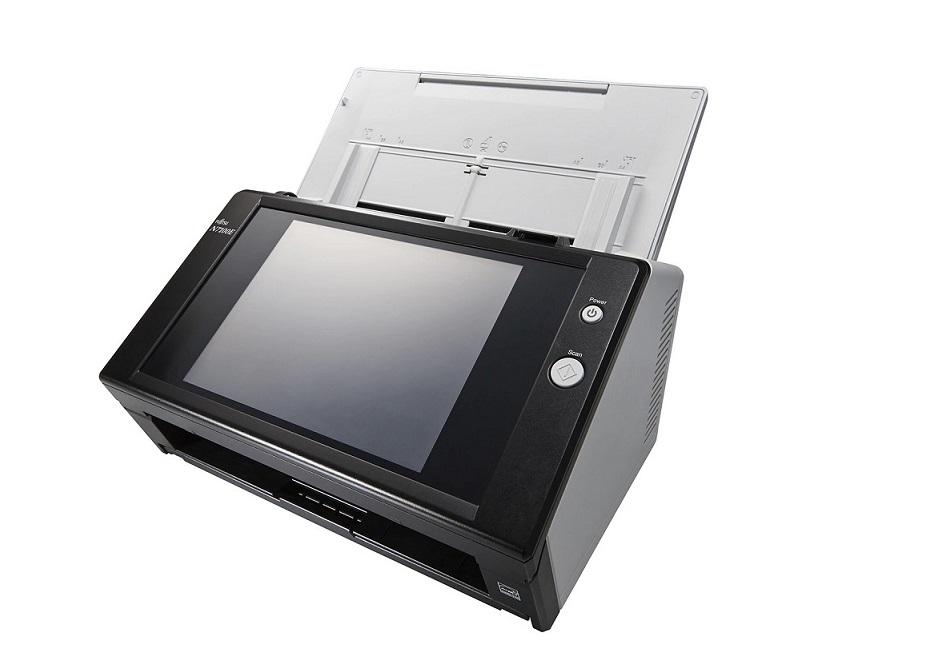 Fujitsu Image N7100E Document Wi-Fi Network Scanner PA03706-B505