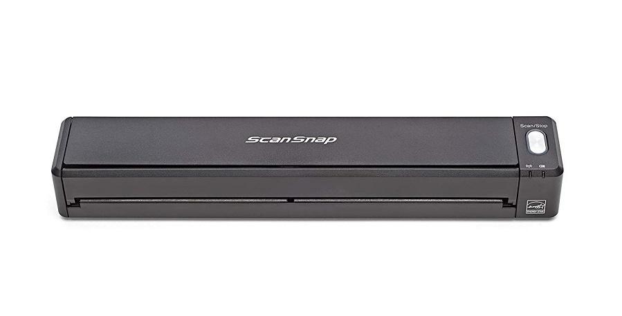 Fujitsu Scansnap iX100 Usb Wireless Mobile Scanner For Pc And Mac PA03688-B215
