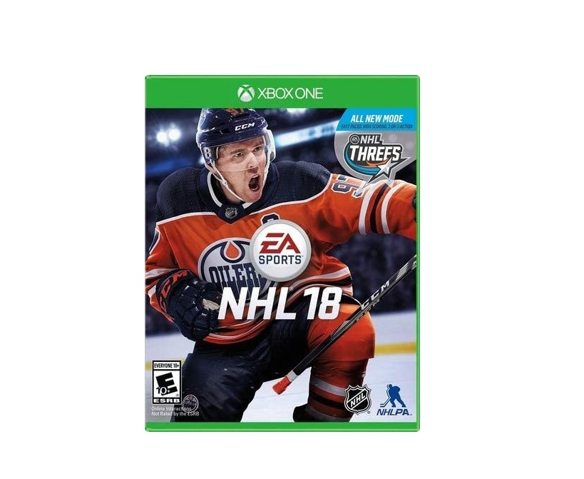 Electronic Arts Nhl 18 Xbox One Game 37006