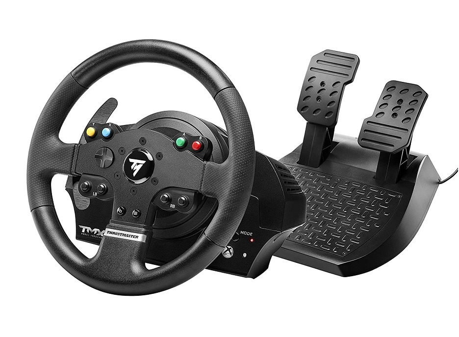 Thrustmaster Tmx Force Feedback Wheel Usb For Xbox Series X|s One And Pc 4469022