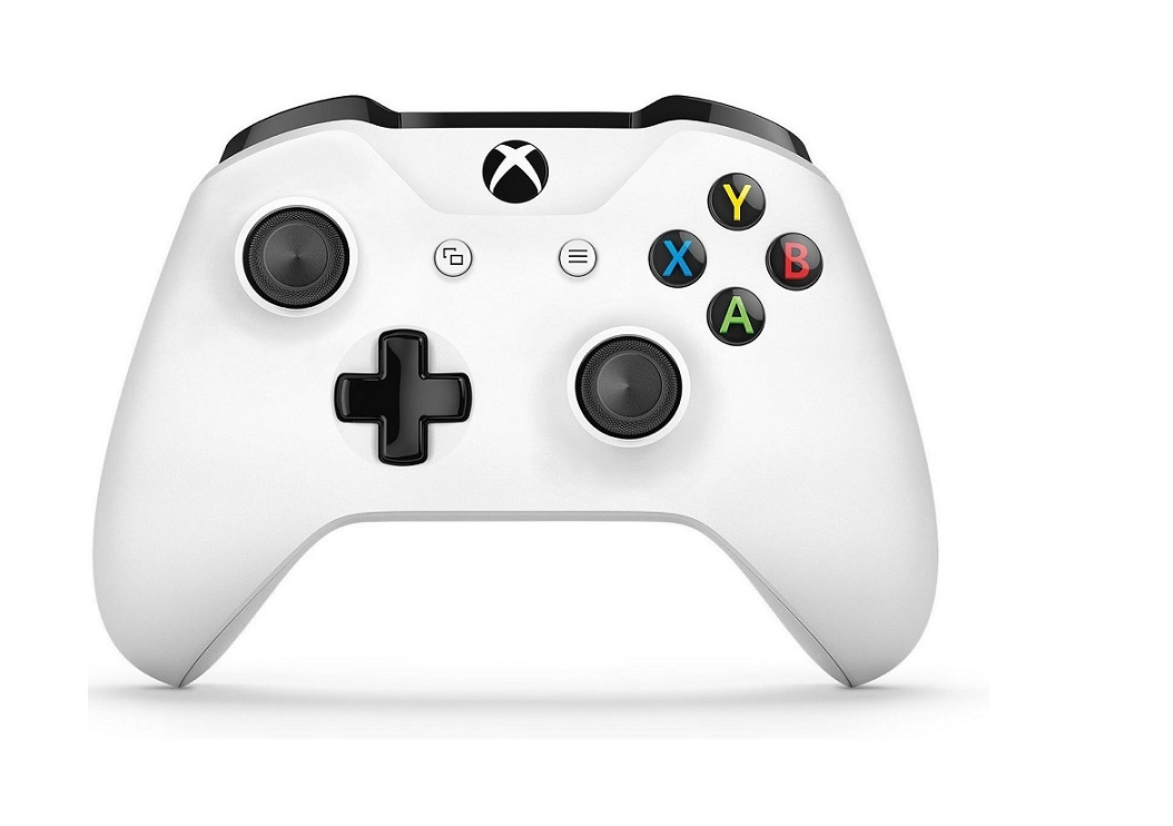 Microsoft Wireless Controller White For Xbox One And Pc TF5-00002