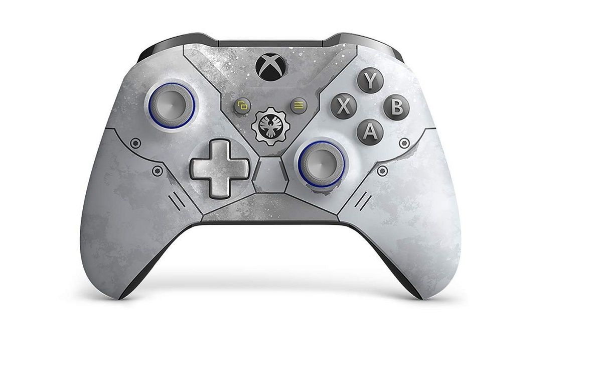 Microsoft Wireless Controller Gears 5 Kait Diaz Limited Edition For Xbox One And Pc WL3-00130