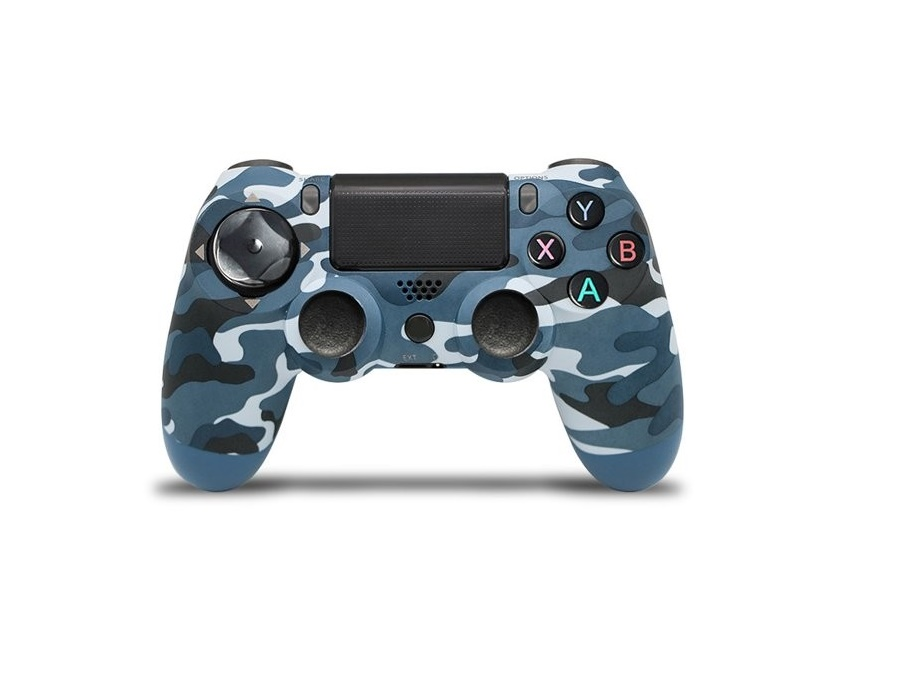Sony Dualshock 4 Wireless Controller For Playstation Camouflage Blue 3003239