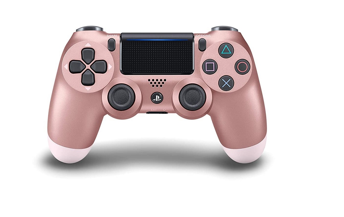 Sony Dualshock 4 Wireless Controller For Playstation Rose Gold 3004143