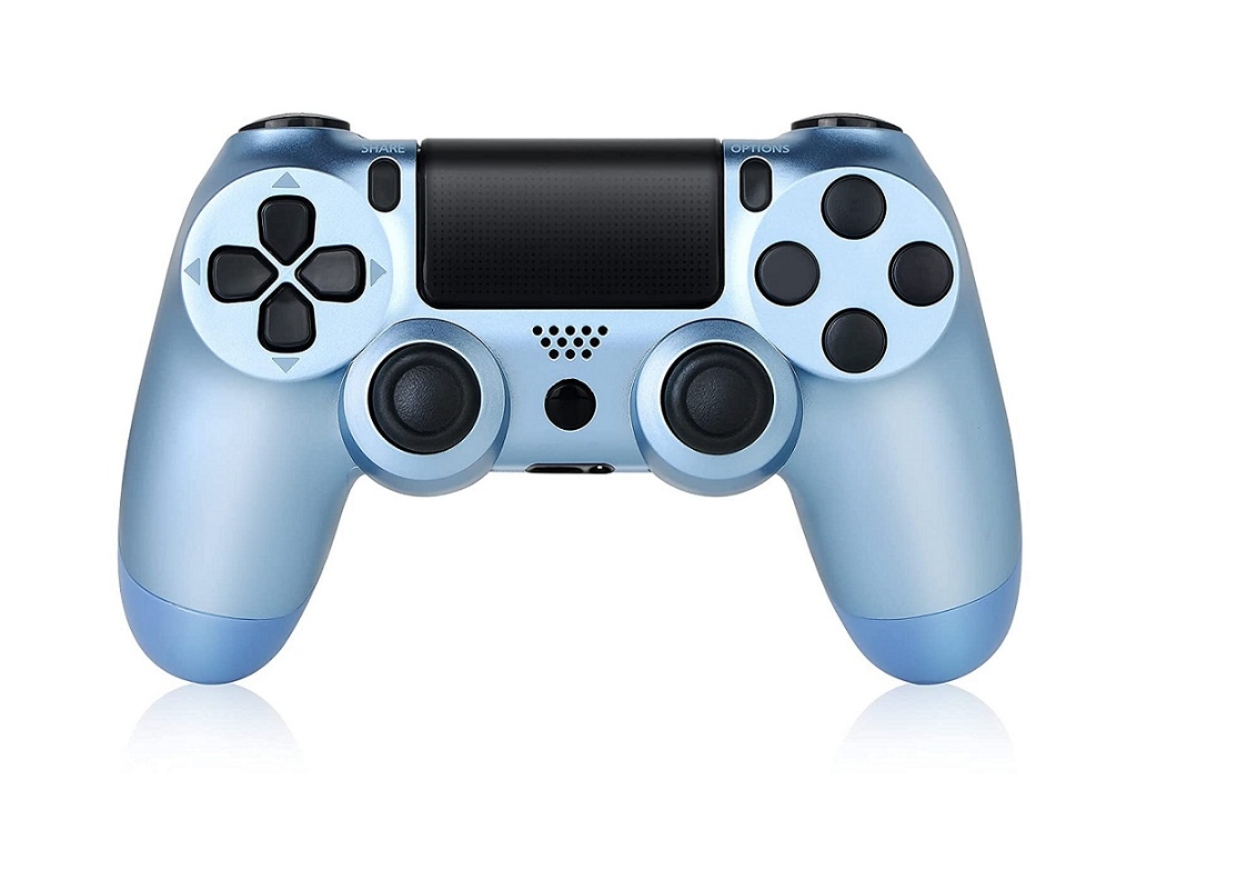 Sony Dualshock 4 Wireless Controller For Playstation Titanium Blue 3004144