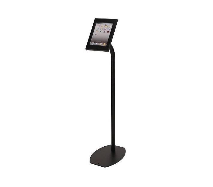 Peerless-av Kiosk Floor Stand For Ipad Tablets PTS510I