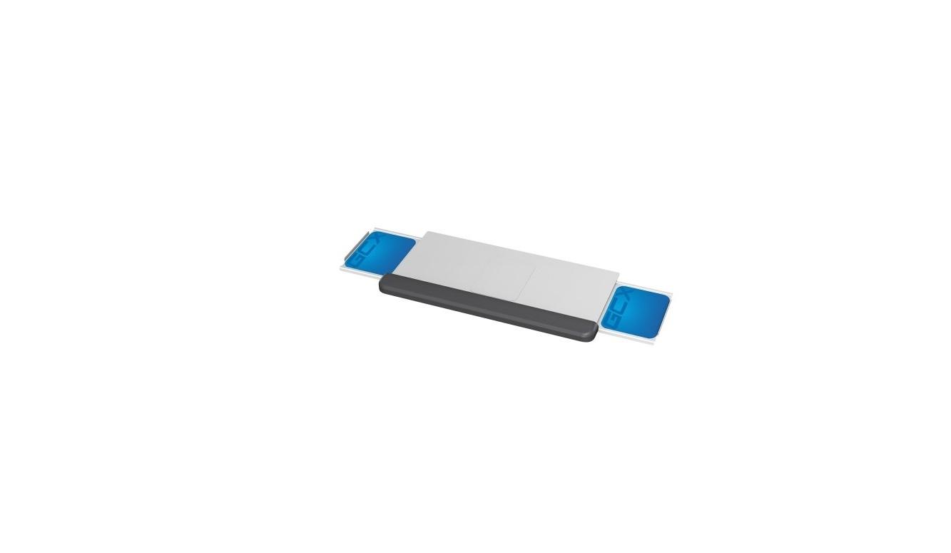 Gcx 20.8 Ergo Keyboard Tray With Wrist Rest WM-0023-56
