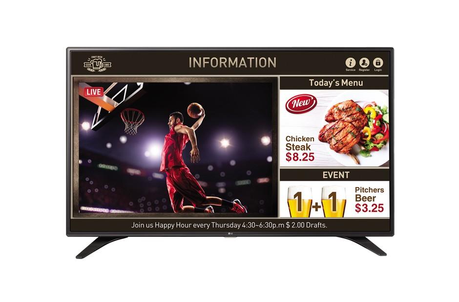 Lg Electronics 55 55LV640S LV640S Series Class Fullhd 1920x1080 Commercial Smart Led Tv