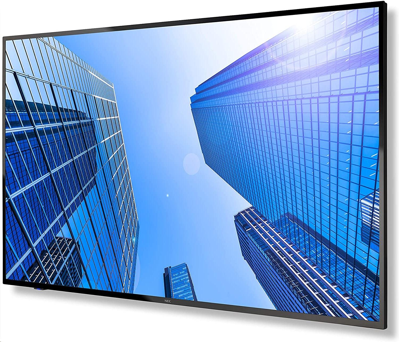 50 NEC E507Q 4K UHD 2160p HDMI VGA USB Commercial LED TV
