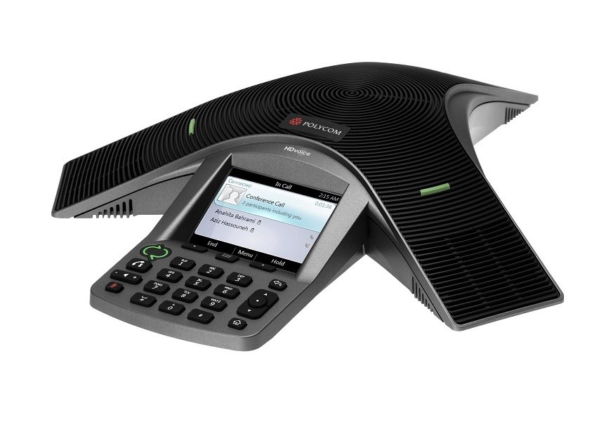 Polycom CX 3000 IP Conference VoIP Phone 2200-15810-025
