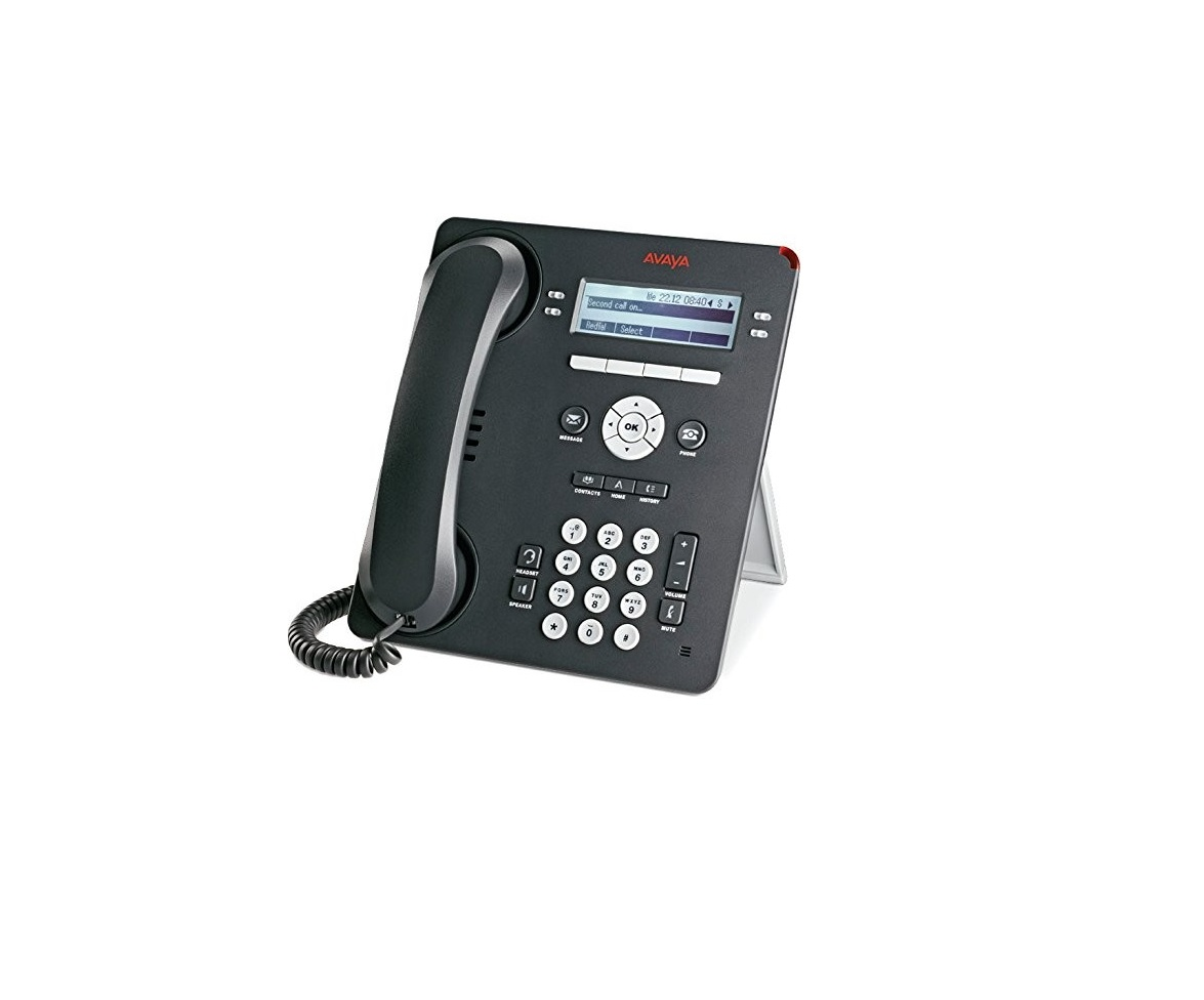 Avaya 9504 Digital Deskphone For The Ip Office 7.0 Or Higher Charcoal Gray 700508197