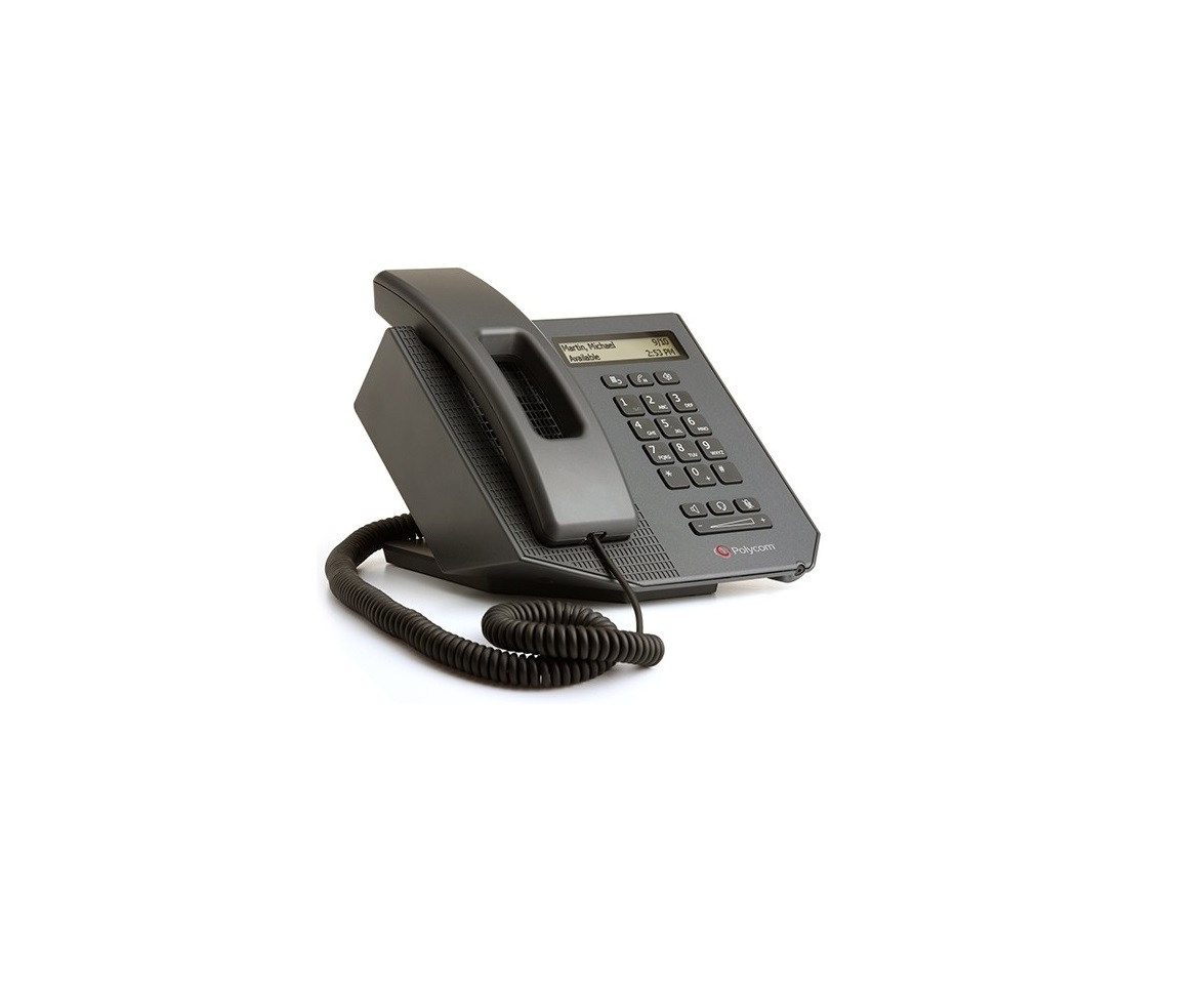 Polycom CX300 R2 Usb Voip Phone Black 2200-32530-025