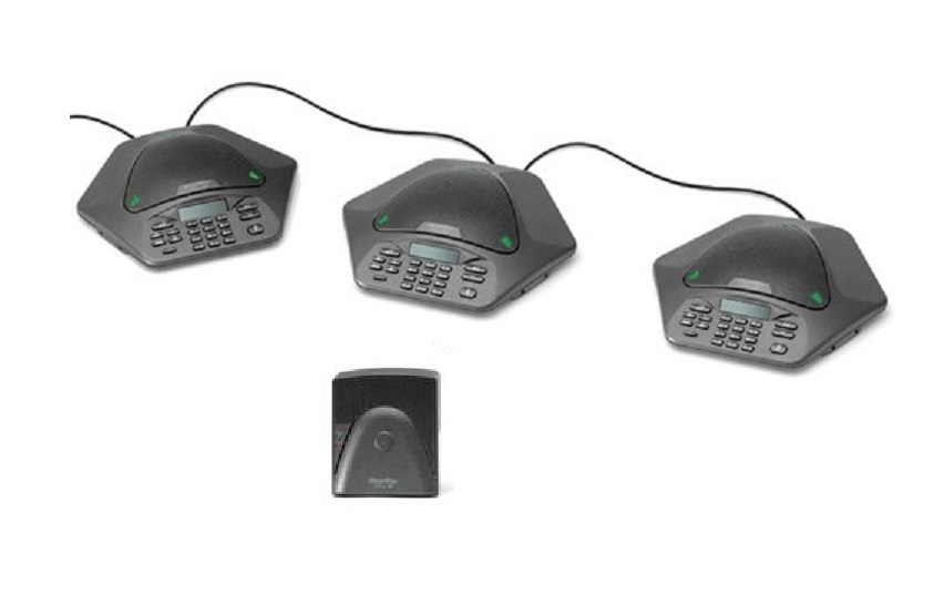 Clearone Maxattach IP Plus 1 VoIP Conferencing System Kit 910-158-370-01