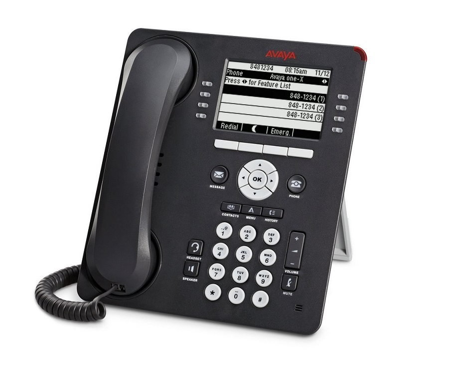 Avaya 9641G IP Desk VoIP Phone 700506517