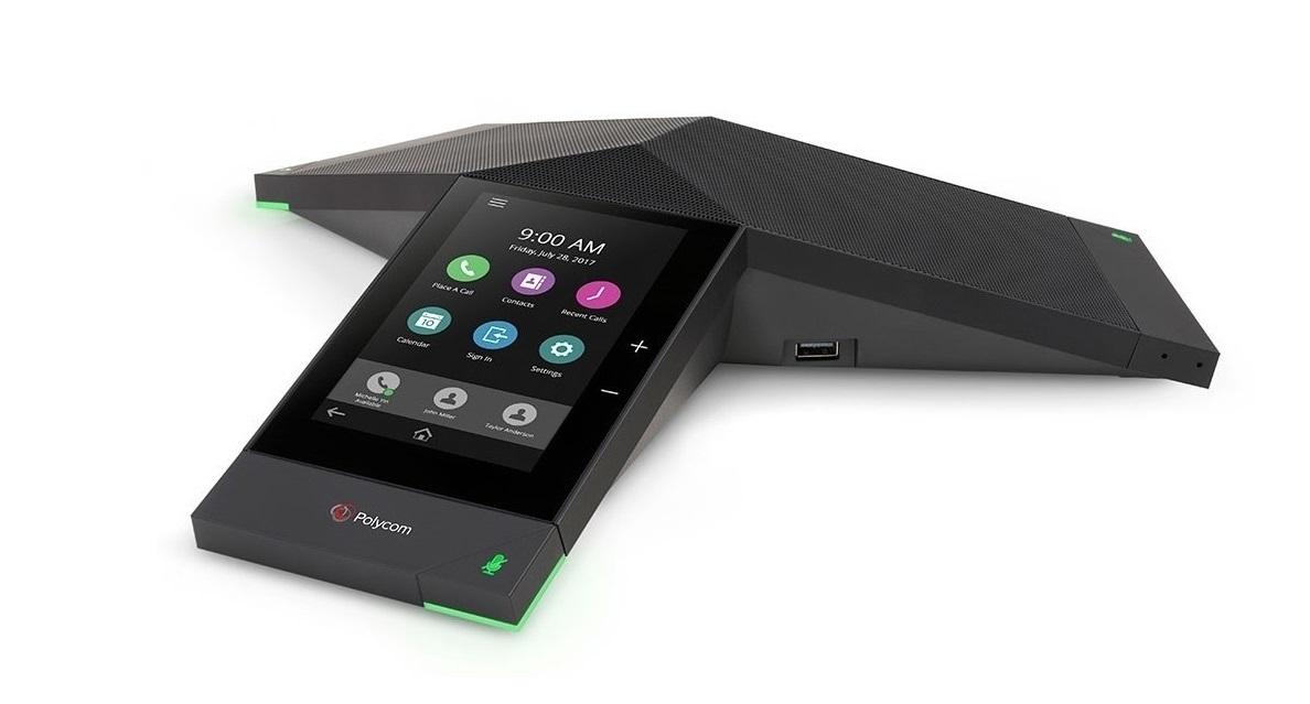 Polycom RealPresence Trio 8500 Conference VoIP Phone 2200-66700-025