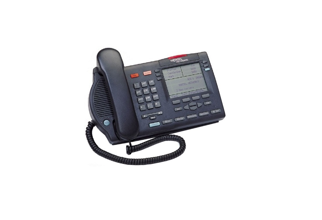 Avaya M3904 12-Line Professional Digital Phone Charcoal NTMN34GF70E6