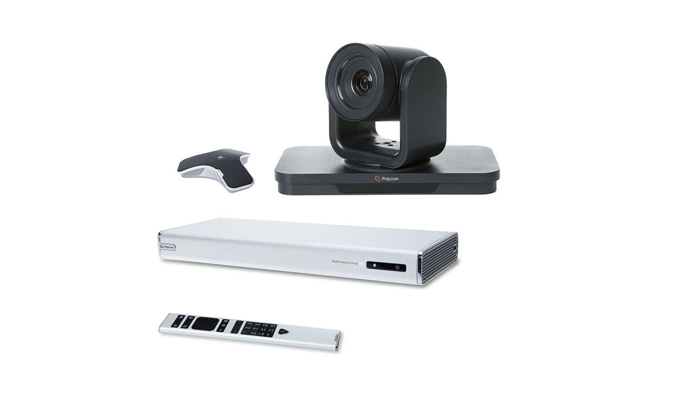 Polycom Group 310 With EagleEye IV and 1x Microphone Conferencing Kit 7200-65340-001