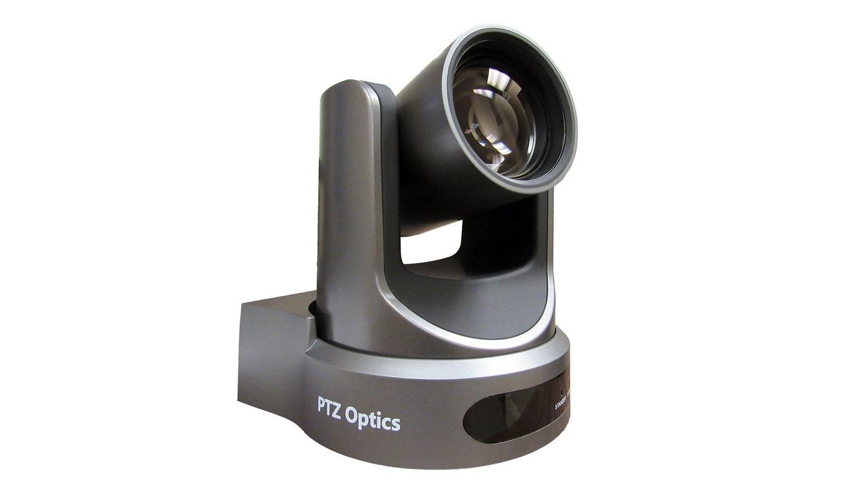 Ptzoptics 12x Zoom USB Gen2 Live Streaming Camera Gray PT12X-USB-GY-G2