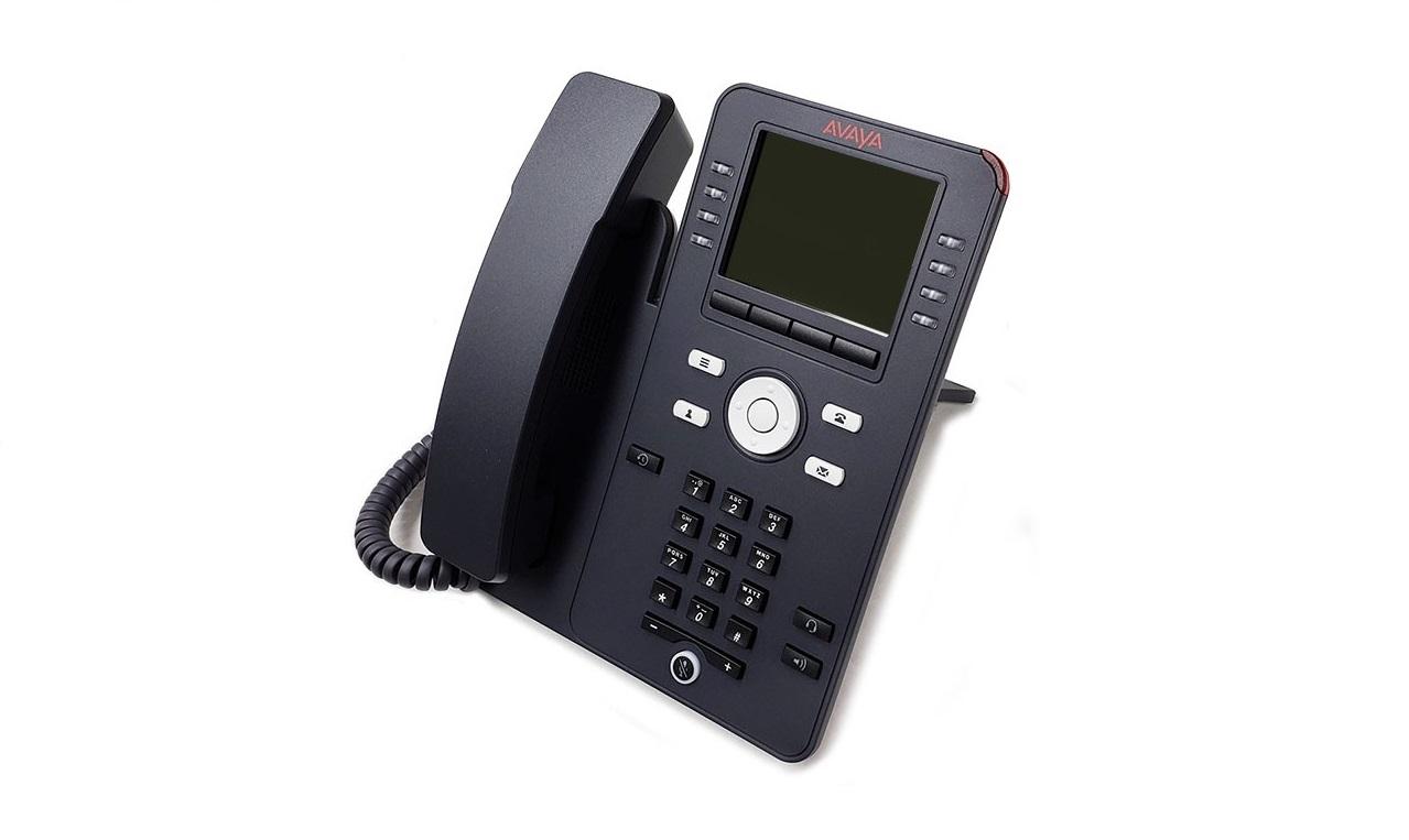 Avaya J169 Sip IP Desk Phone Grayscale 700513634