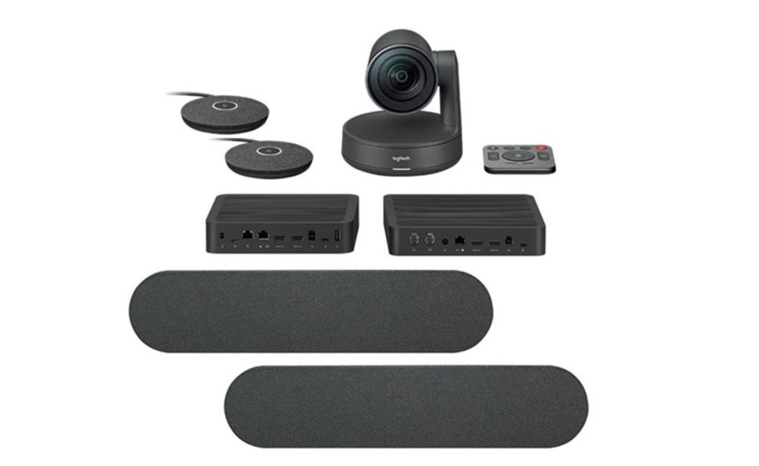 Logitech Rally Plus Video Conferencing Kit 960-001225